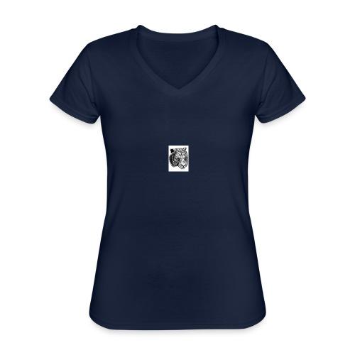 51S4sXsy08L AC UL260 SR200 260 - T-shirt classique col V Femme