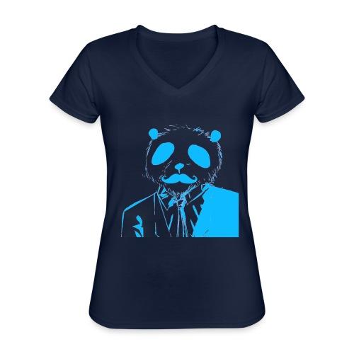BluePanda Logo - Classic Women's V-Neck T-Shirt