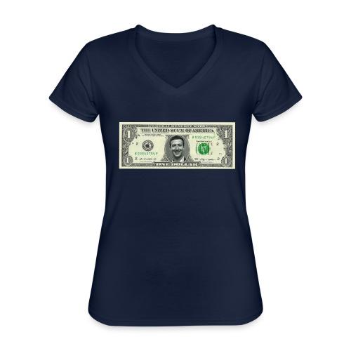 United Scum of America - Classic Women's V-Neck T-Shirt