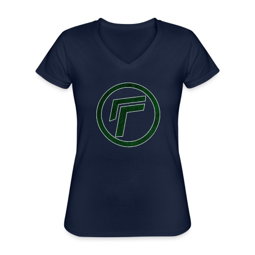 Naamloos 1 png - Classic Women's V-Neck T-Shirt