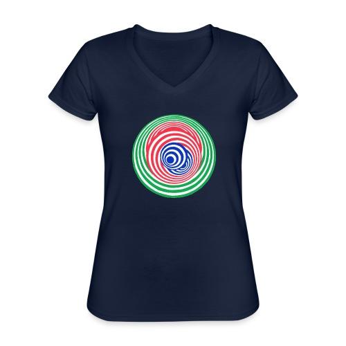 Tricky - Classic Women's V-Neck T-Shirt