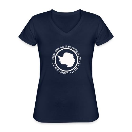 Great God! - Classic Women's V-Neck T-Shirt
