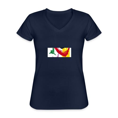 Feria 2017 - T-shirt classique col V Femme