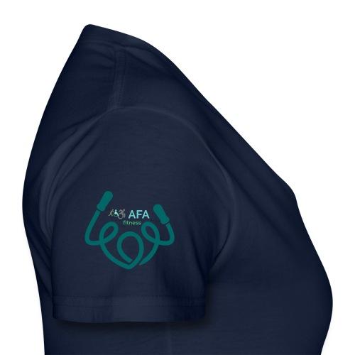 AFAfitness - Maglietta da donna classica con scollo a V