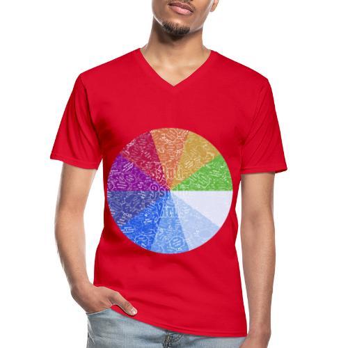 APV 10.1 - Men's V-Neck T-Shirt