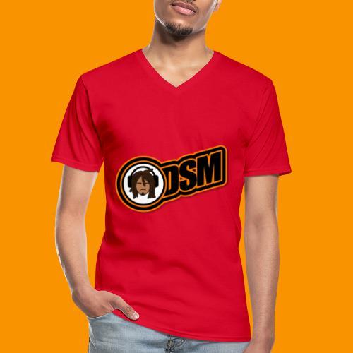 DSM - T-shirt classique col V Homme