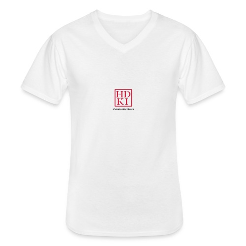 HDKI karateadventures - Men's V-Neck T-Shirt
