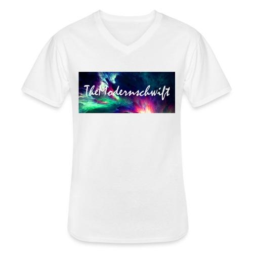 TheModernschwift - Men's V-Neck T-Shirt