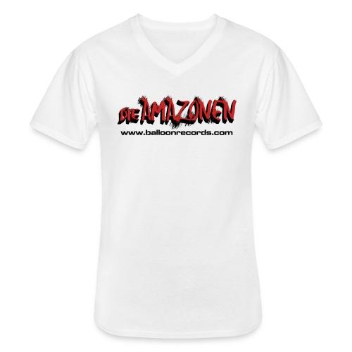 Die Amazonen - Klassisches Männer-T-Shirt mit V-Ausschnitt
