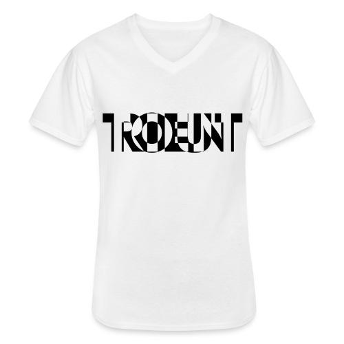 TOUT-RIEN #4 - T-shirt classique col V Homme