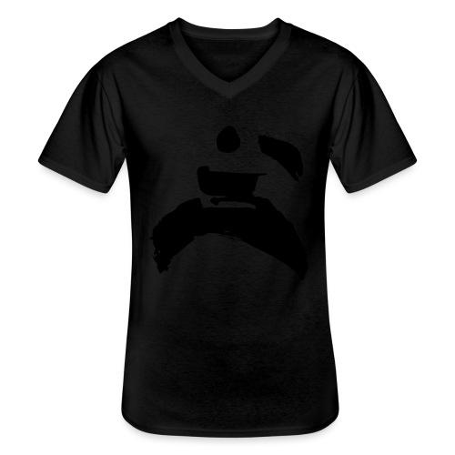 kung fu - Men's V-Neck T-Shirt