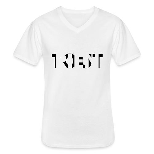 TOUT-RIEN #2 - T-shirt classique col V Homme