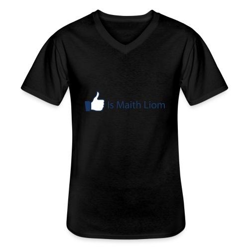 like nobg - Men's V-Neck T-Shirt
