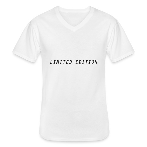 Limited edition - Men's V-Neck T-Shirt