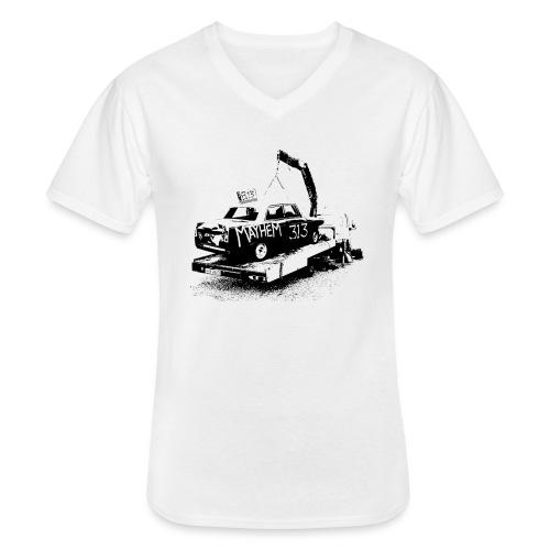 Mayhem! - Men's V-Neck T-Shirt