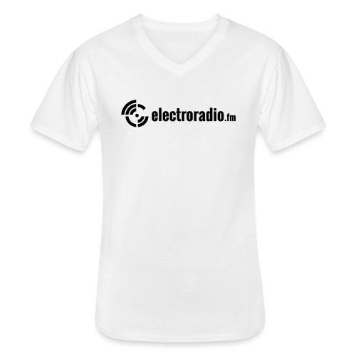 electroradio.fm - Men's V-Neck T-Shirt