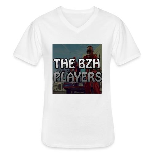 T-Shirt The BloYd - T-shirt classique col V Homme
