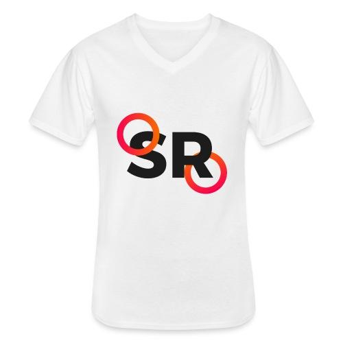 Simulator Radio - Men's V-Neck T-Shirt