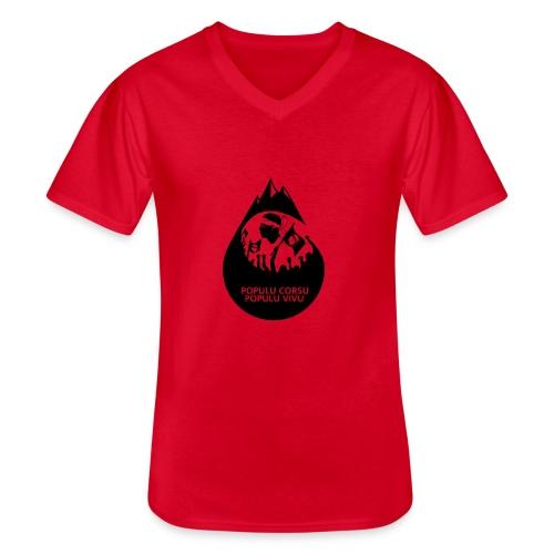 ISULA MORTA - T-shirt classique col V Homme