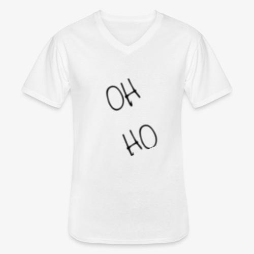 OH HO - Men's V-Neck T-Shirt