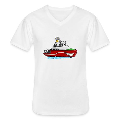 Boaty McBoatface - Men's V-Neck T-Shirt