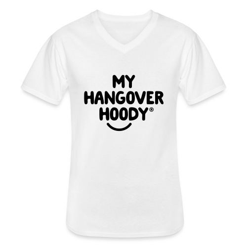 The Original My Hangover Hoody® - Men's V-Neck T-Shirt