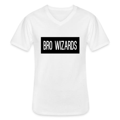 Browizardshoodie - Men's V-Neck T-Shirt