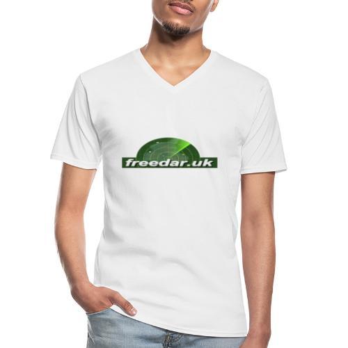 Freedar - Men's V-Neck T-Shirt