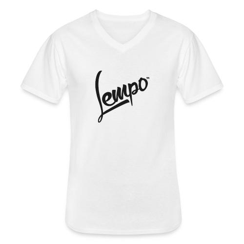 Lempo TM Logo - Men's V-Neck T-Shirt