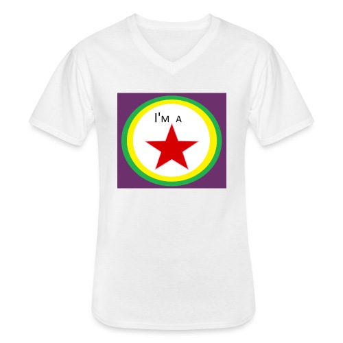 I'm a STAR! - Men's V-Neck T-Shirt