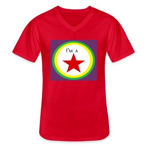 I'm a STAR! - Men's V-Neck T-Shirt