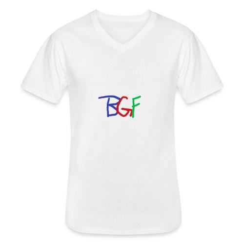 The OG BGF logo! - Men's V-Neck T-Shirt
