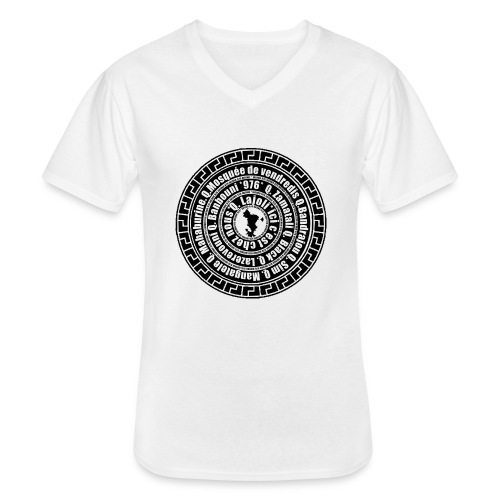 WENKA 4 - T-shirt classique col V Homme