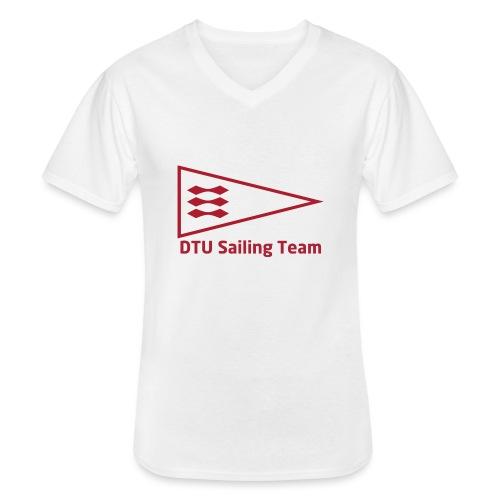 DTU Sailing Team Official Workout Weare - Men's V-Neck T-Shirt