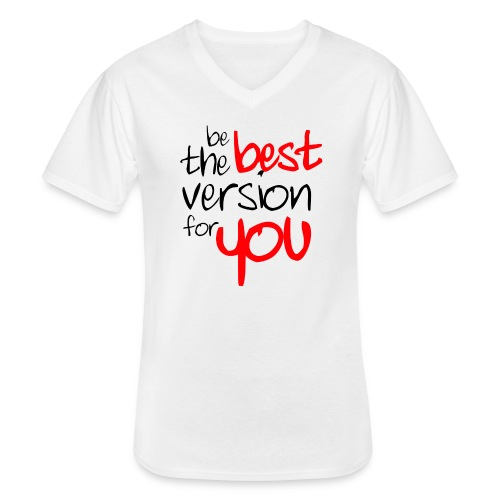 Pour toi - T-shirt classique col V Homme