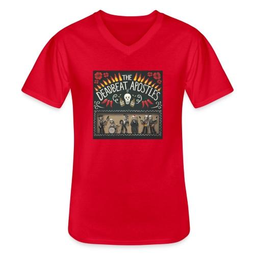 The Deadbeat Apostles - Men's V-Neck T-Shirt