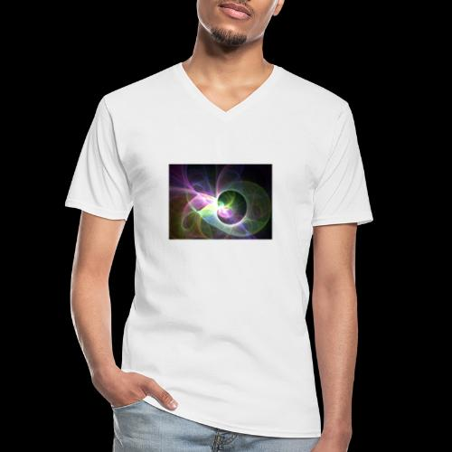 FANTASY 2 - Klassisches Männer-T-Shirt mit V-Ausschnitt