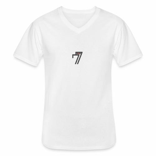 BORN FREE - Men's V-Neck T-Shirt