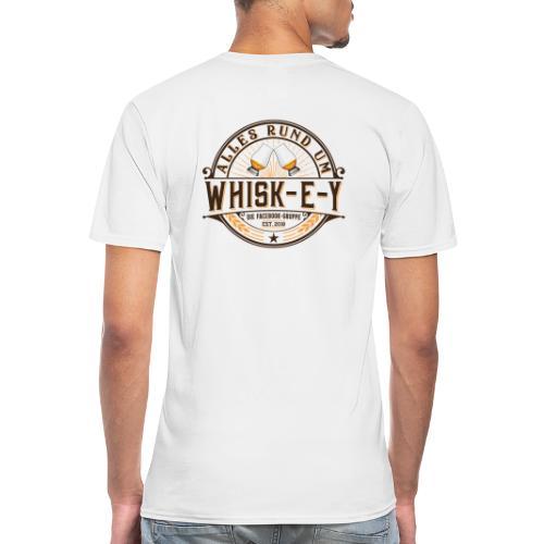 Alles rund um Whisk e y - Klassisches Männer-T-Shirt mit V-Ausschnitt