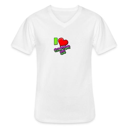 TAZA RAPTOR88 - Camiseta clásica con cuello de pico hombre