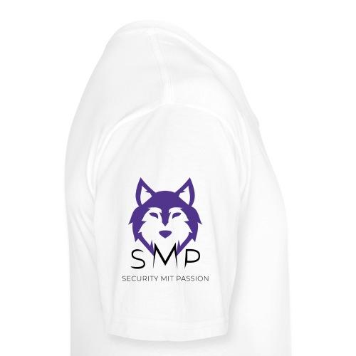 Security mit Passion Merchandise - Klassisches Männer-T-Shirt mit V-Ausschnitt