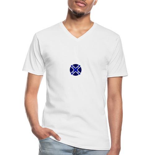 diseño advanced - Camiseta clásica con cuello de pico hombre