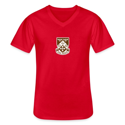 Borough Road College Tee - Men's V-Neck T-Shirt