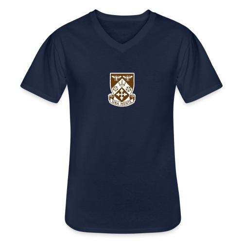 Borough Road College Tee - Men's V-Neck T-Shirt