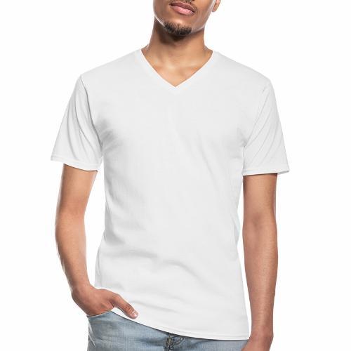 Bald is the new Sexy - Klassiek mannen T-shirt met V-hals
