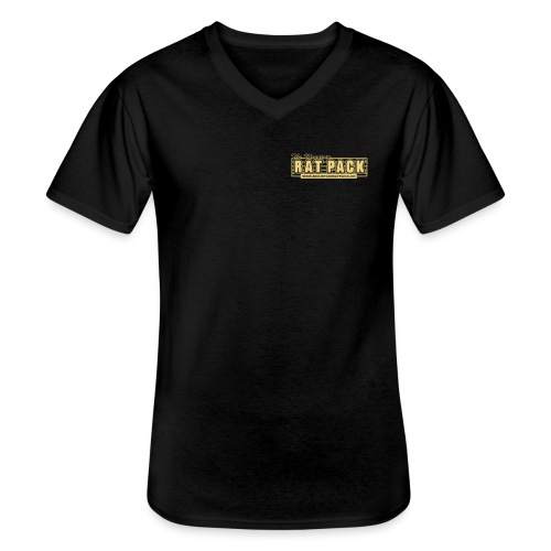 The Mountain Rat Pack - Klassisches Männer-T-Shirt mit V-Ausschnitt