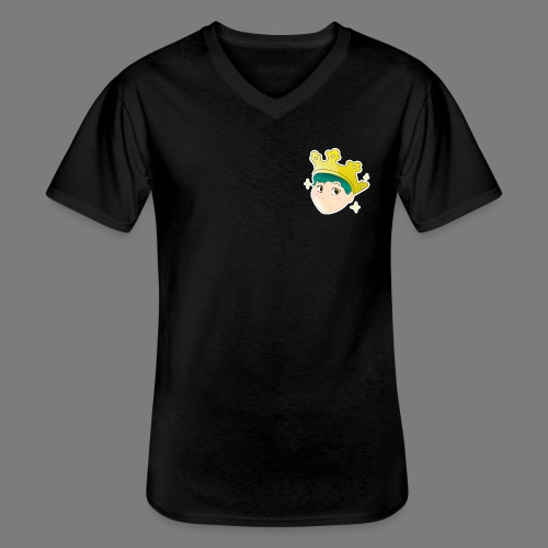 Wear a Crown - Men's V-Neck T-Shirt