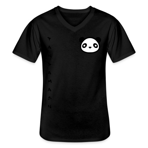 pandamash - Men's V-Neck T-Shirt