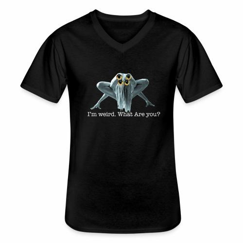 Im weird - Men's V-Neck T-Shirt