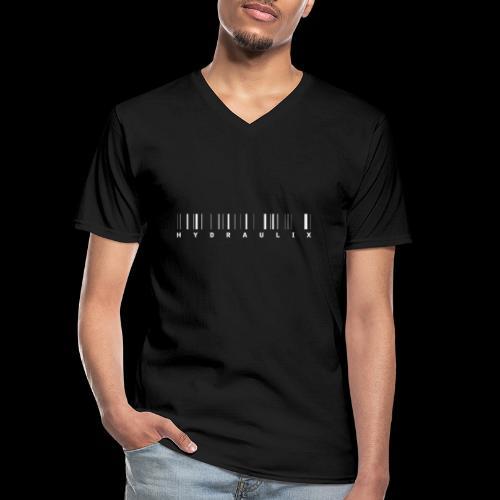 HYDRAULIX LOGO - Men's V-Neck T-Shirt